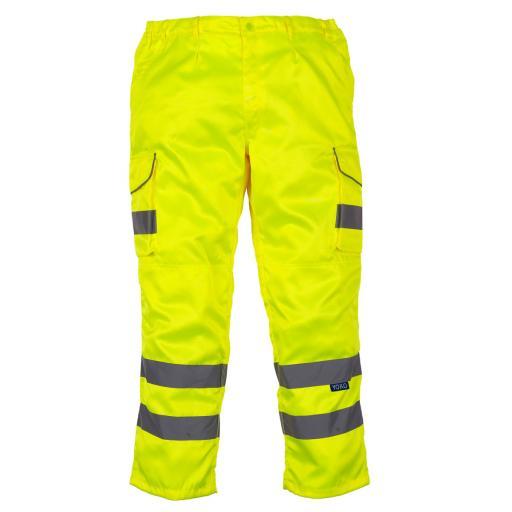 Cargo Knee Pad Trousers (Reg)
