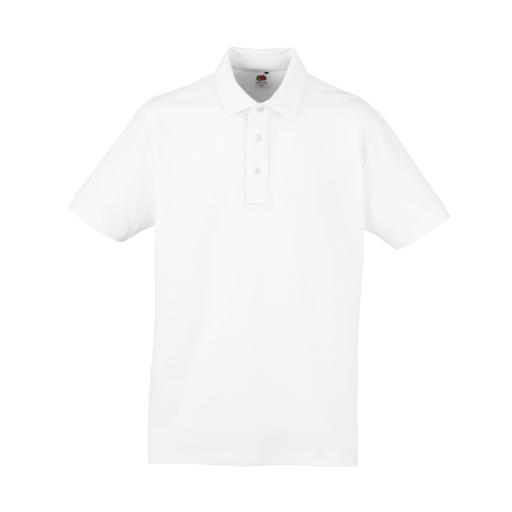 Men's Premium Heavy Polo