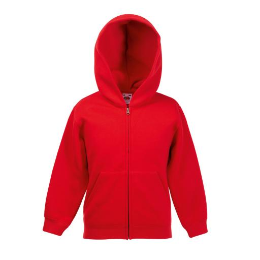 Children's Classic Hooded Sweat Jacket