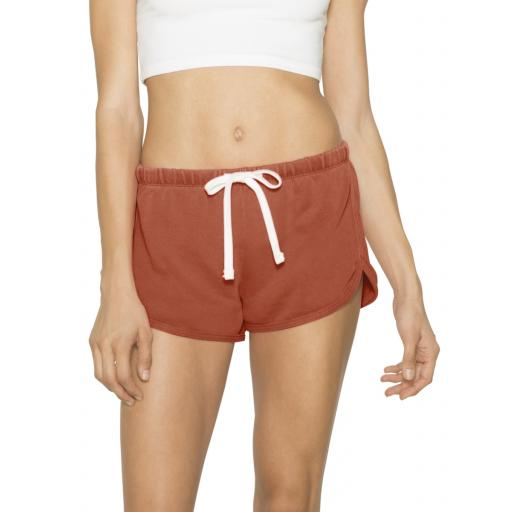 Women's French Terry Running Shorts