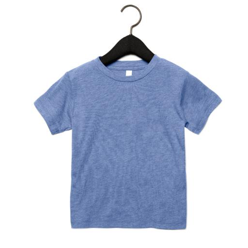 Toddler Triblend S/Sleeve Tee