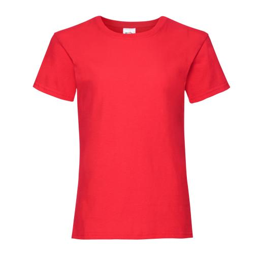 Girl's Valueweight T-Shirt