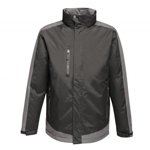 Men's Contrast Insulated Jacket