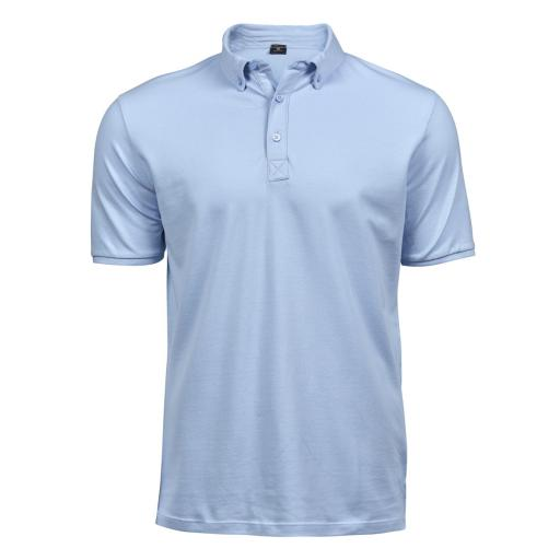 Luxury Fashion Stretch Polo
