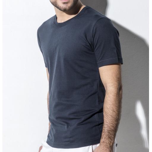 Men's 'Pierre' Round Neck T-Shirt