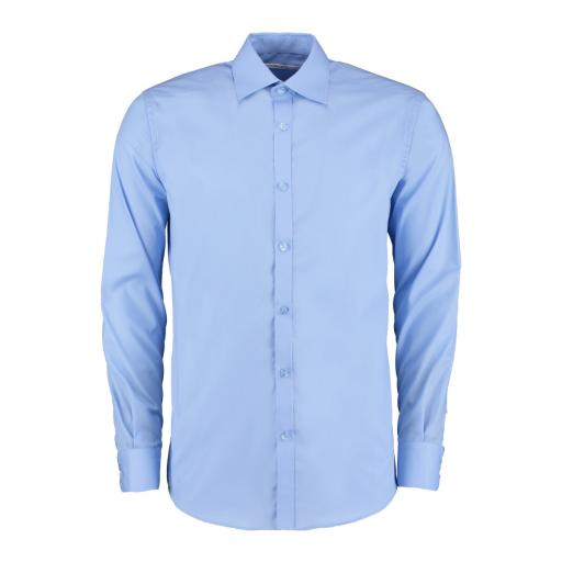 Men's Slim Fit L/S Business Shirt