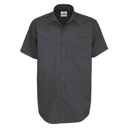 Men's Sharp Short Sleeve Shirt