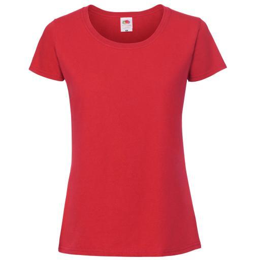 Ladies' Ring Spun Premium T-Shirt