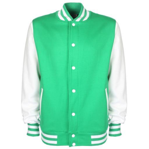 'Princeton' Unisex Varsity Jacket