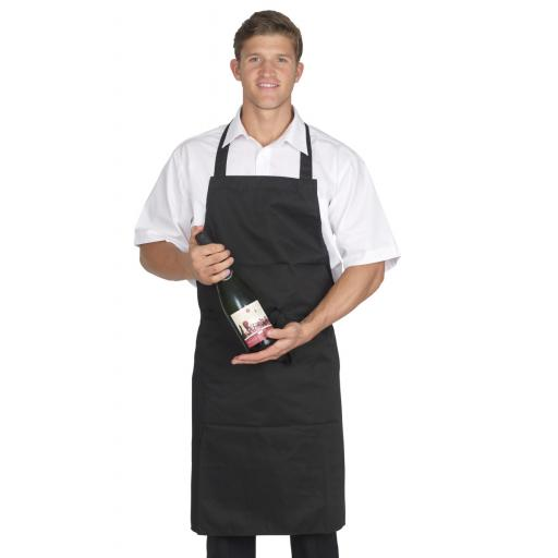 Bib Apron Without Pocket