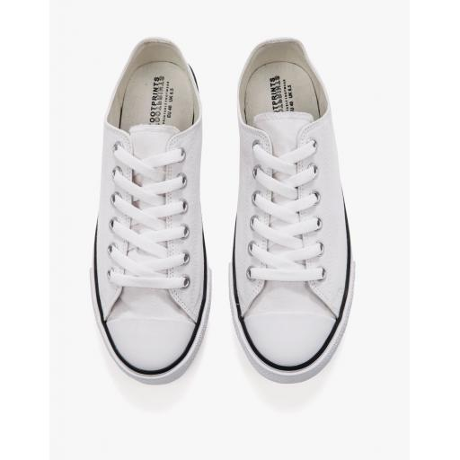 Unisex Low Top Printable Canvas Shoe
