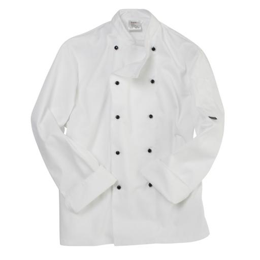 Removable Stud Chef's Jacket