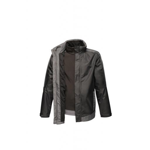 Men's Contrast 3-in-1 Jacket