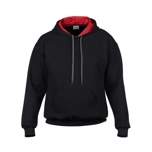 Heavy Blend™ Adult Contrast Hood