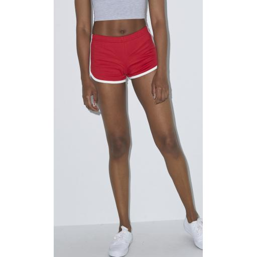 Women's Interlock Running Shorts