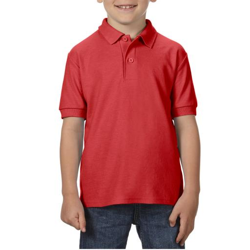DryBlend® Youth Piqué Polo