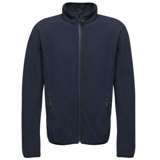 Men's Dreamstate Full Zip Mini Honeycomb