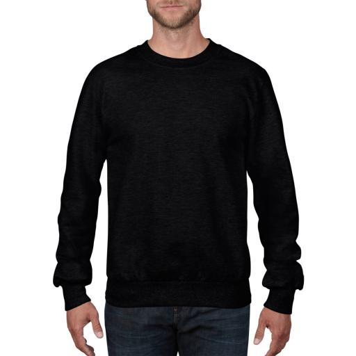 Adult Crewneck French Terry Sweatshirt