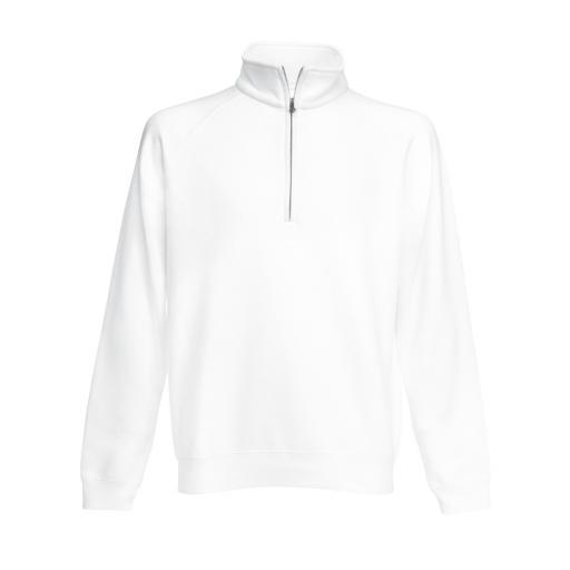 Men's Classic Zip Neck Sweat
