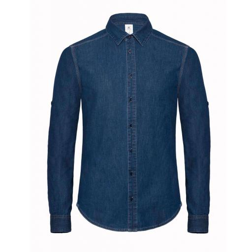 Men's DNM Vision Denim Shirt L/S