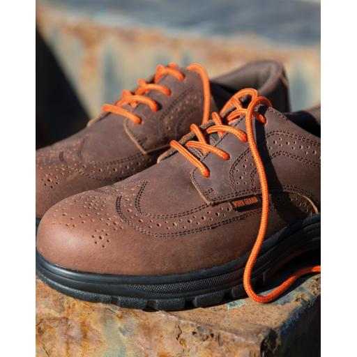 Managers Brogue Shoe