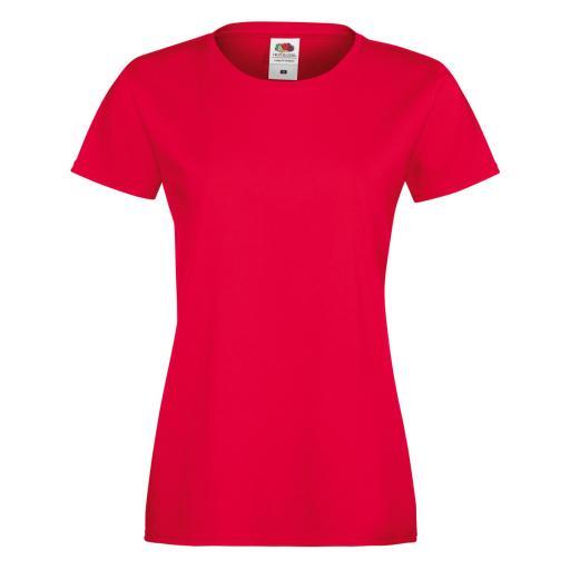 Lady-Fit Sofspun® T-Shirt