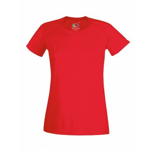 Ladies' Performance T-Shirt