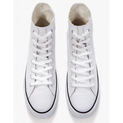 XL High Top Printable Canvas Shoe