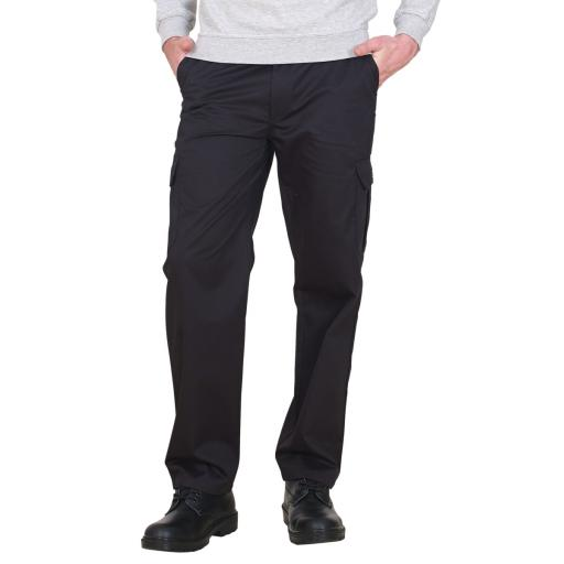 Workwear Economy Combat Trouser (Long)