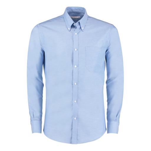Slim Fit Workwear L/S Oxford Shirt
