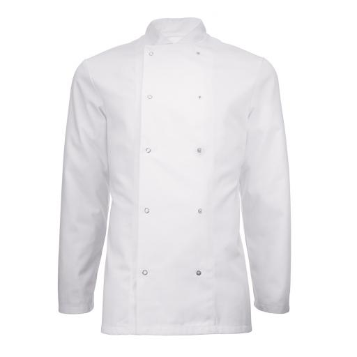 Unisex L/Sleeve Chef's Jacket