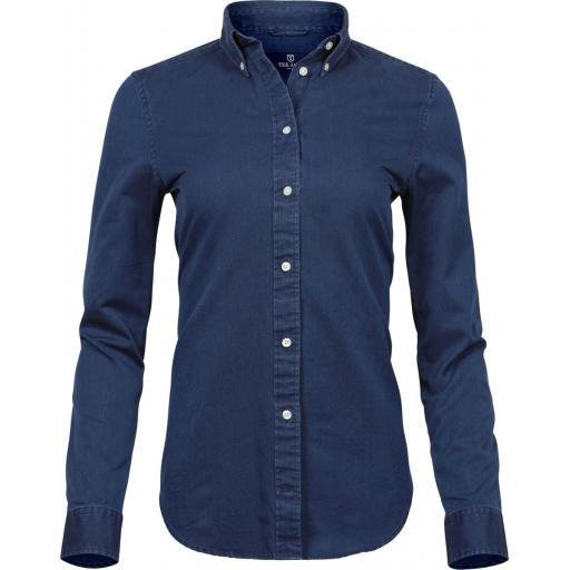 Ladies' Casual Twill Shirt