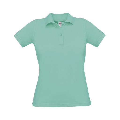 Women's Safran Pure Polo Shirt