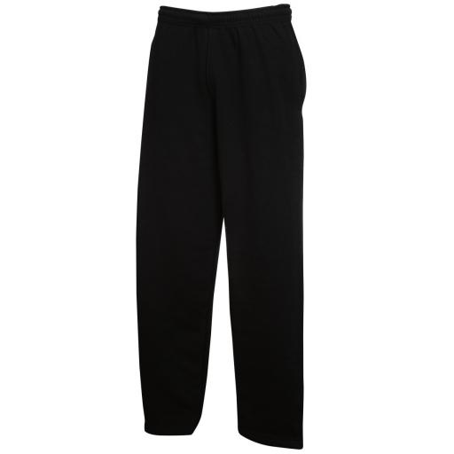 Men's Classic Open Hem Jog Pants