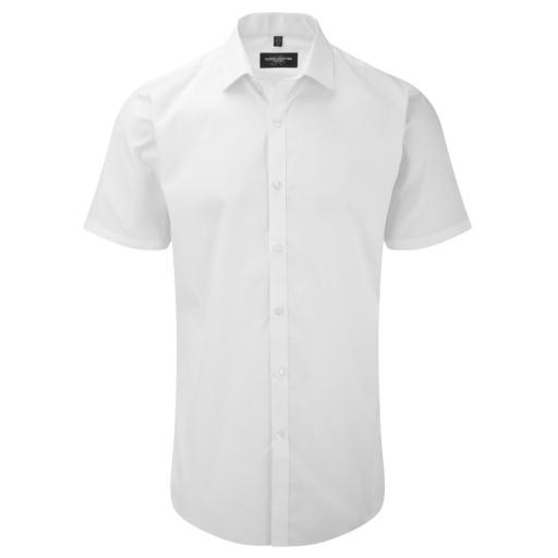 Men's S/Sleeve Stretch Shirt