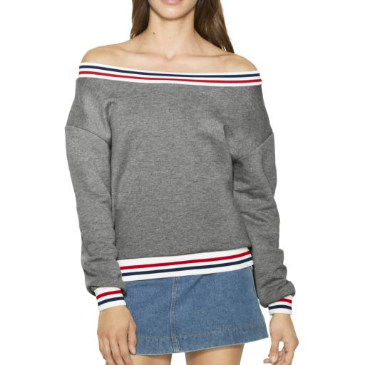 Women's Heavy Terry Sport Sweatshirt