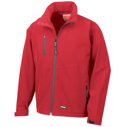 Men's Base Layer Softshell Jacket