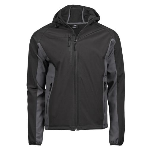 Men's Hooded Performance Softshell