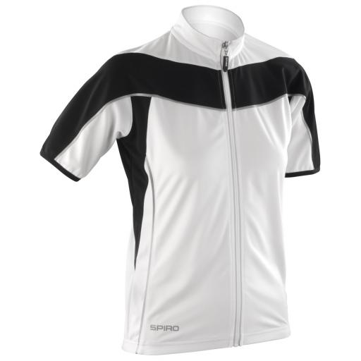 Ladies' Bikewear S/Sleeve Performance