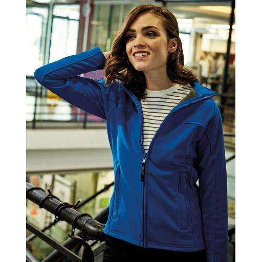 Uproar Ladies' Interactive Softshell