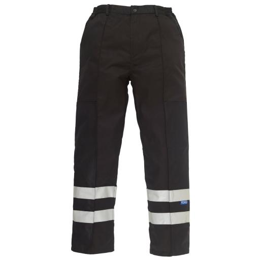 Reflective Ballistic Trousers (Reg)