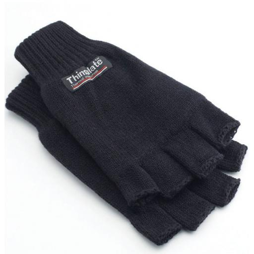 3M Thinsulate™ Half Finger Gloves