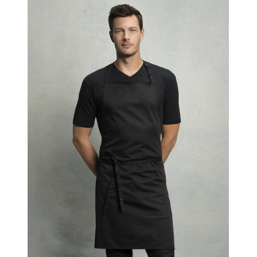 Superwash Bib Apron (No pocket)