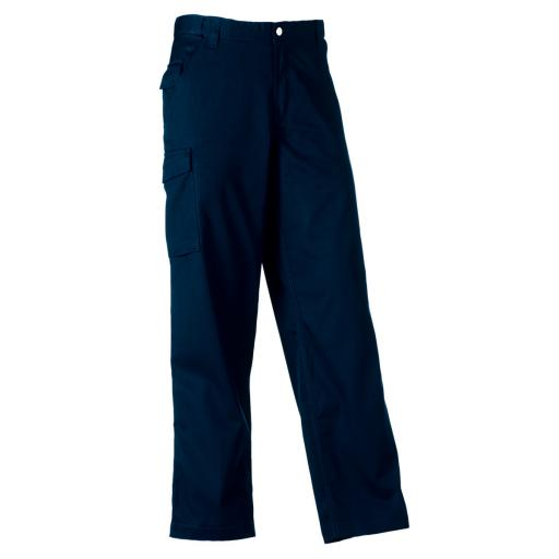 Polycotton Twill Trousers (Tall)
