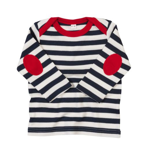 Stripy Long Sleeve T-Shirt