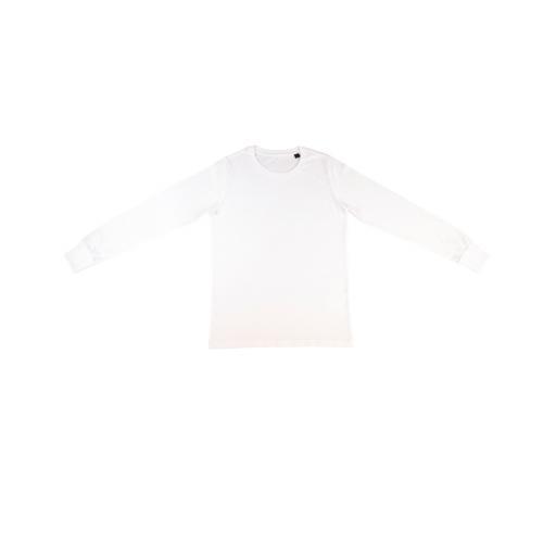 Men's 'Jim' Organic L/Sleeve T-Shirt