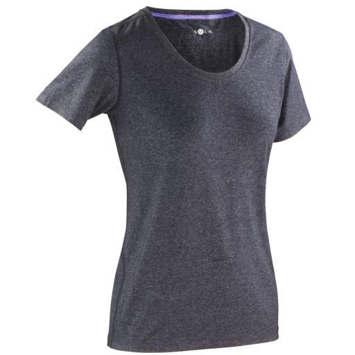 Women's Shiny Marl T-Shirt