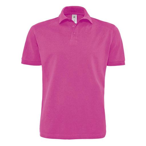 Men's Heavymill Piqué polo