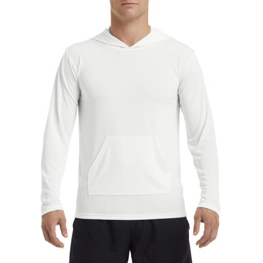 Adult Performance Hooded T-Shirt
