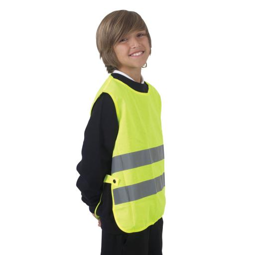 Hi-Vis Children's 2 Band Tabard